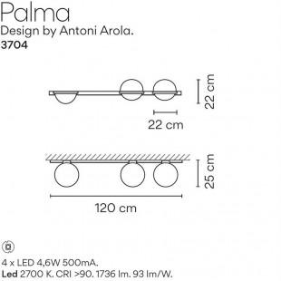 PALMA 3704 DE VIBIA