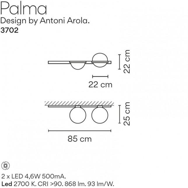 PALMA 3702 DE VIBIA