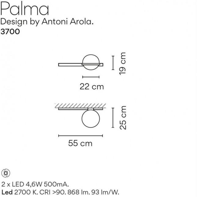 PALMA 3700 DE VIBIA