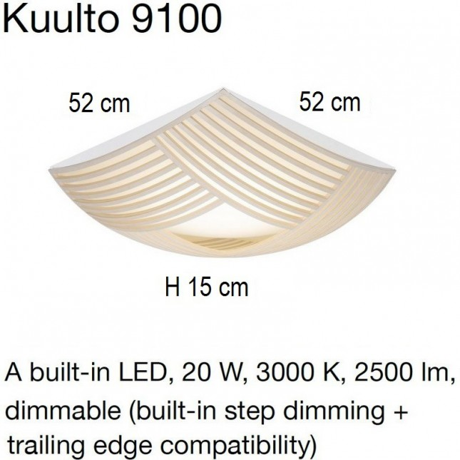 KUULTO 9100 DE SECTO DESIGN