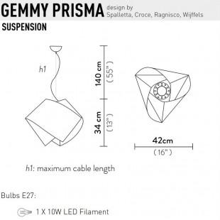 GEMMY PRISMA BY SLAMP