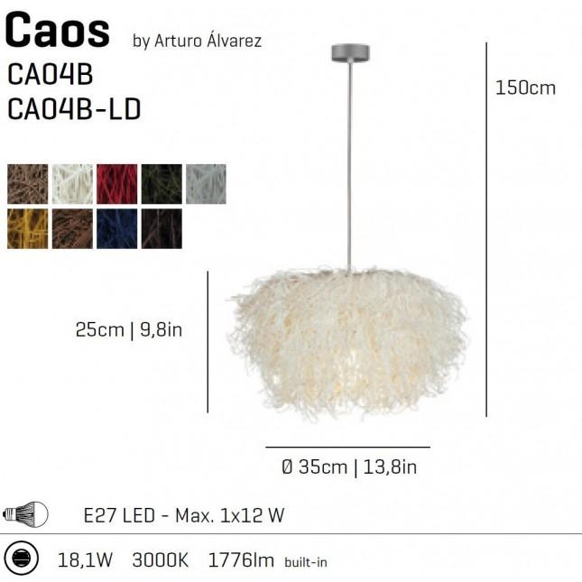 CAOS CA04A DE ARTURO ALVAREZ