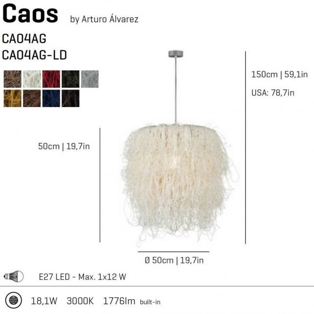 CAOS CA04AG DE ARTURO ALVAREZ