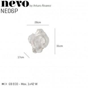 NEVO APLIQUE / PLAFON DE ARTURO ALVAREZ