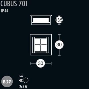 CUBUS 701 DE GREENART