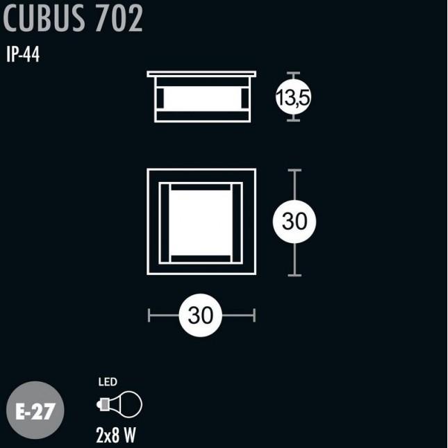 CUBUS 702 DE GREENART