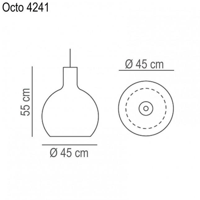 OCTO SMALL 4241 DE SECTO DESIGN
