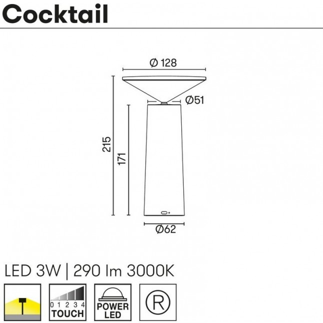 COCKTAIL BY GROK LIGHTING