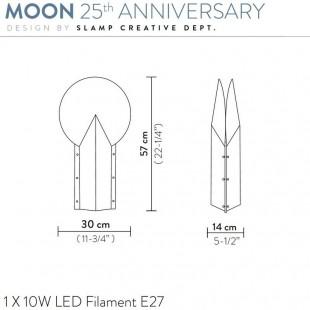MOON 25 ANNIVERSARY DE SLAMP