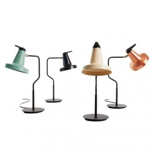 GARÇON LAMPE DE TABLE DE CARPYEN