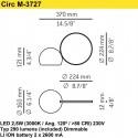 CIRC M-3727 BY ESTILUZ