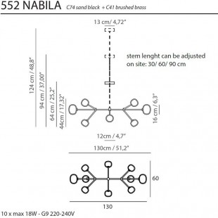 NABILA 552.10 BY TOOY
