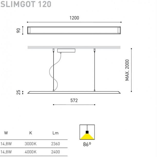 SLIMGOT DE ARKOS LIGHT