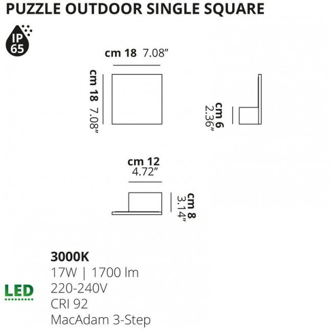 PUZZLE OUTDOOR BY LODES