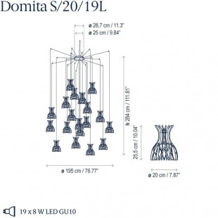 DOMITA S/20/19L DE BOVER