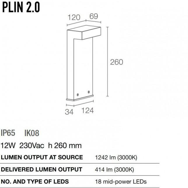 PLIN 2.0 DE LUCE & LIGHT