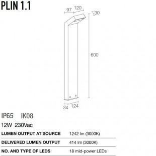 PLIN 1.1 DE LUCE & LIGHT