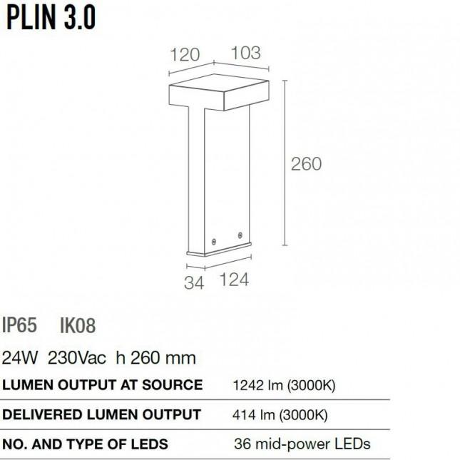 PLIN 3.0 DE LUCE & LIGHT
