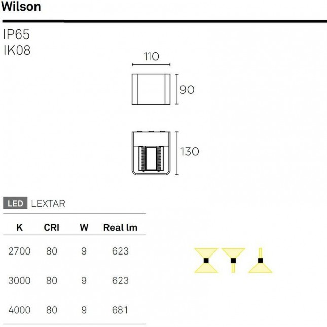 WILSON DE LEDS C4