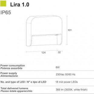 LIRA 1.0 DE LUCE & LIGHT