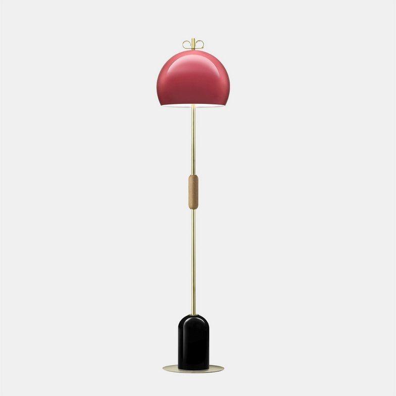 BON TON FLOOR LAMP N7 BY IL FANALE