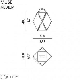 MUSE OUTDOOR DE CONTARDI