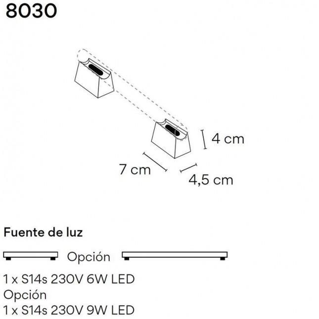 LINESTRA 8030 DE VIBIA