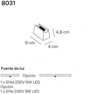 LINESTRA 8031 DE VIBIA