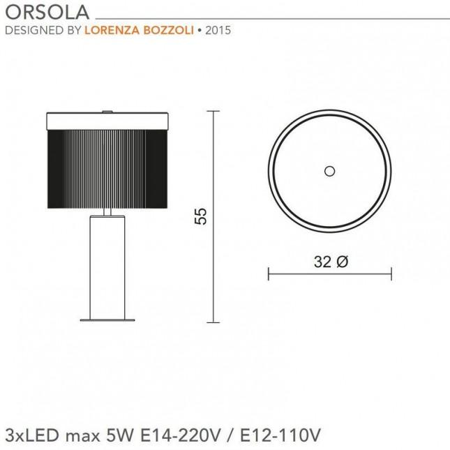 ORSOLA BY TATO
