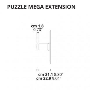 PUZZLE MEGA EXTENSION BY STUDIO ITALIA DESIGN
