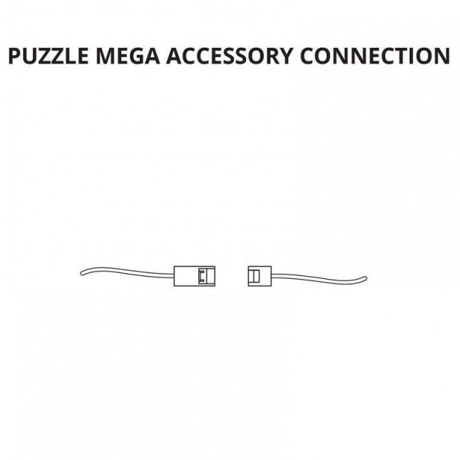 PUZZLE MEGA ACCESSORY CONNECTION BY STUDIO ITALIA DESIGN