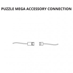 PUZZLE MEGA ACCESSORY CONNECTION BY LODES