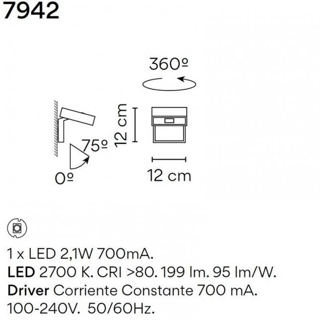 ALPHA 7942 DE VIBIA