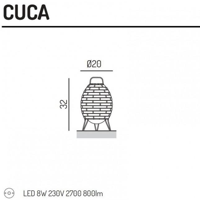 CUCA DE EL TORRENT