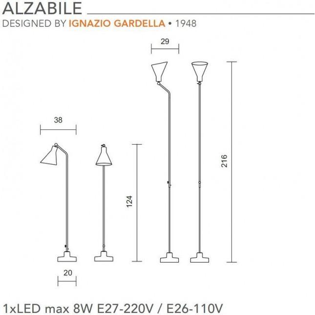 ALZABILE DE TATO