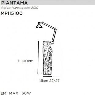 PIANTAMA H100 DE MOGG