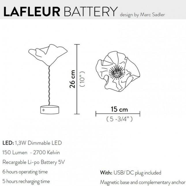 LAFLEUR DE SLAMP