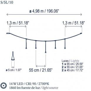 SKYBELL CATENARY S/5L/10 DE BOVER