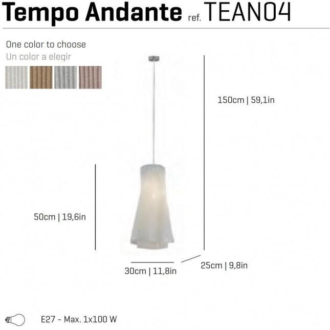 TEMPO ANDANTE DE ARTURO ALVAREZ