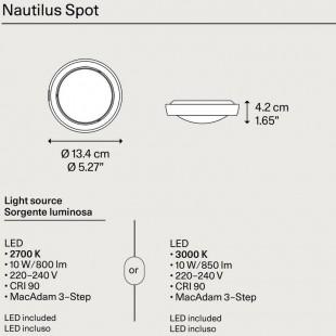 NAUTILUS SPOT DE LODES