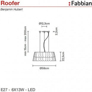 ROOFER CYLINDRICAL BY FABBIAN