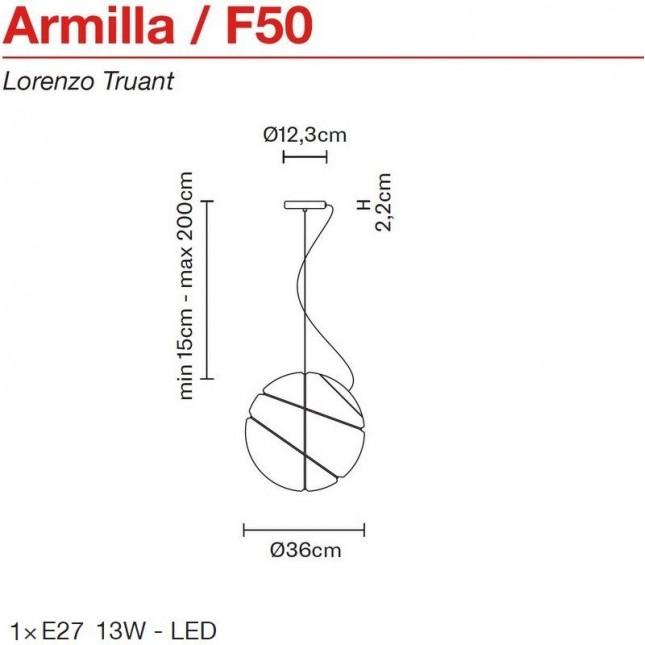 ARMILLA F50 DE FABBIAN