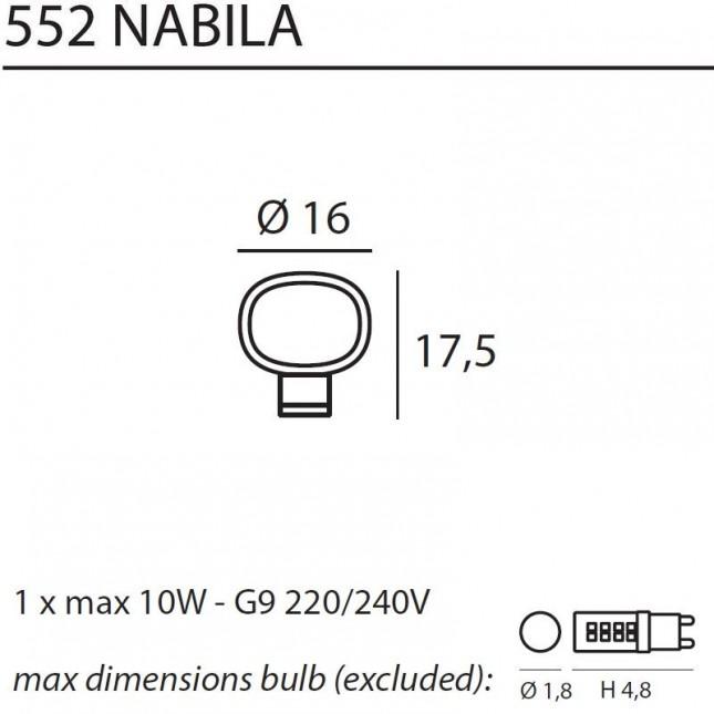NABILA 552.36 DE TOOY