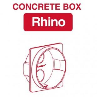 RHINO CONCRETE BOX BY ARKOS LIGHT