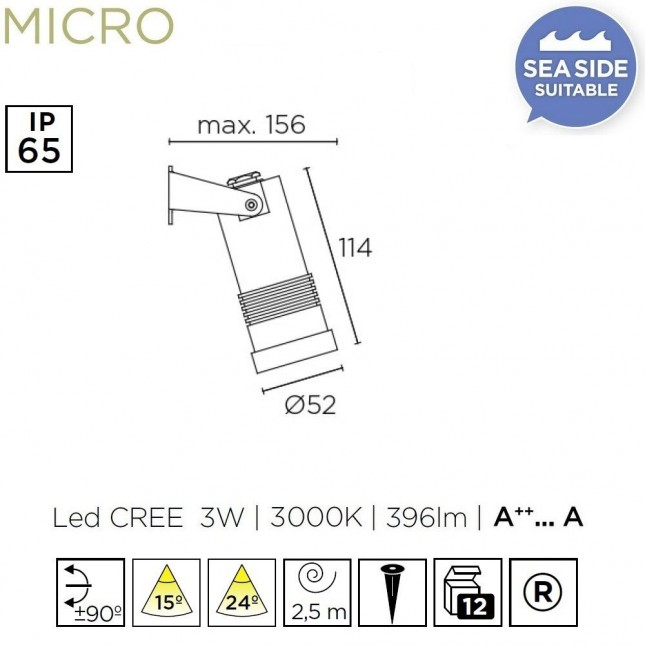 MICRO BY LEDS C4