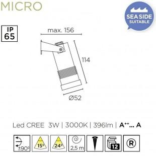 MICRO DE LEDS C4