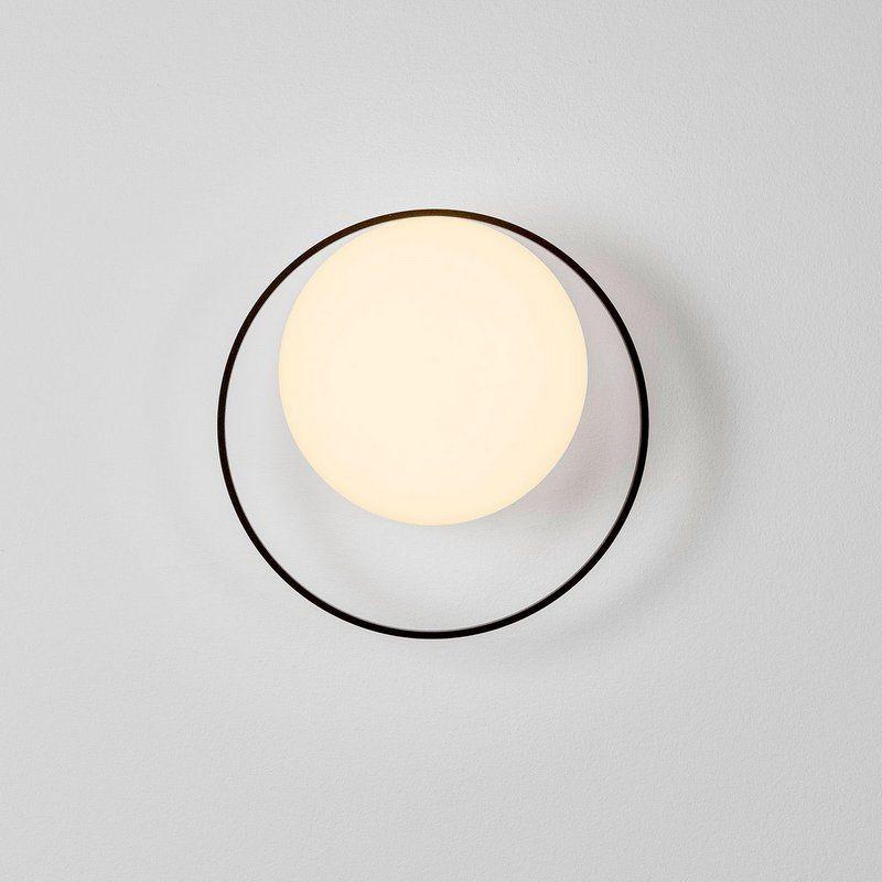 CIRC WALL LAMP OUTDOOR A-3722 BY ESTILUZ