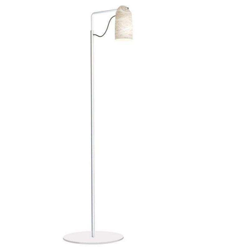 PAROS ALABASTER FLOOR LAMP BY ALMALIGHT