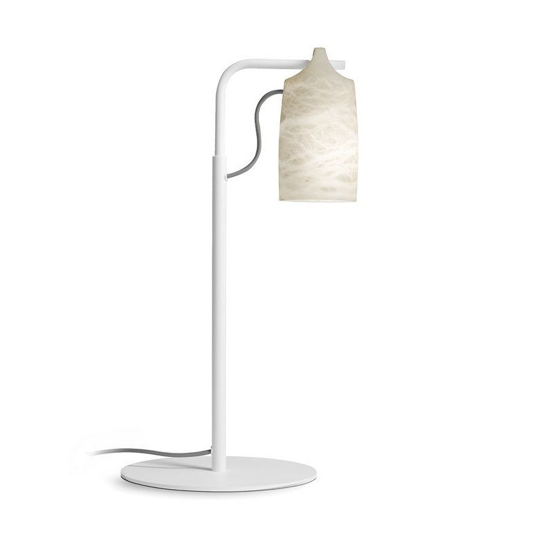PAROS ALABASTER TABLE LAMP BY ALMALIGHT