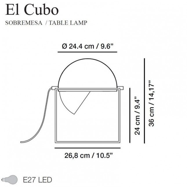 EL CUBO BY CARPYEN